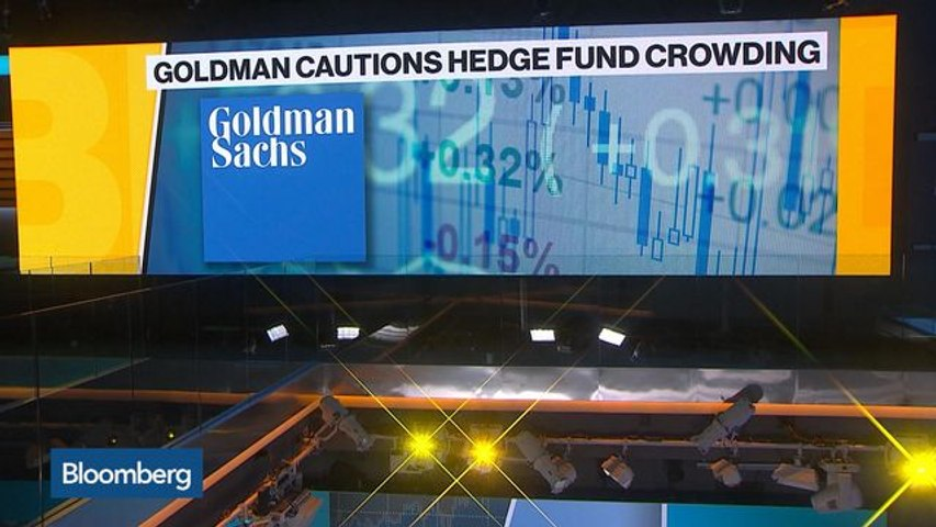 Goldman Warns of Crowding Risk in Outperforming Hedge Funds
