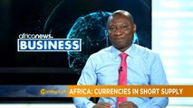 Africa: foreign currencies in short supply