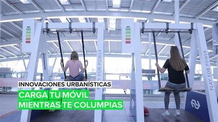 Innovaciones urbanísticas: El columpio