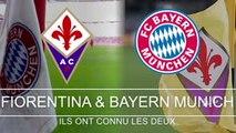 Fiorentina - Ils ont joué pour la Viola et le Bayern Munich