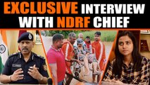 Oneindia speaks to DG NDRF about how the disaster response force operates | Oneindia News
