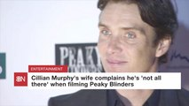 Cillian Murphy's Wife Is Concerned