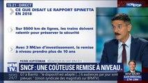La remise à niveau des lignes ferroviaires françaises coûtera cher