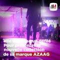 Nuit Ayoka, soirée culturelle de la marque Azaag pour présenter ses nouvelles collections.