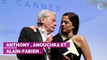 """Les enfants d'Alain Delon fâchés ? Alain-Fabien dénonce les rumeurs de """"pseudo-guerre"""" entre lui, Anthony et Anouchka"""