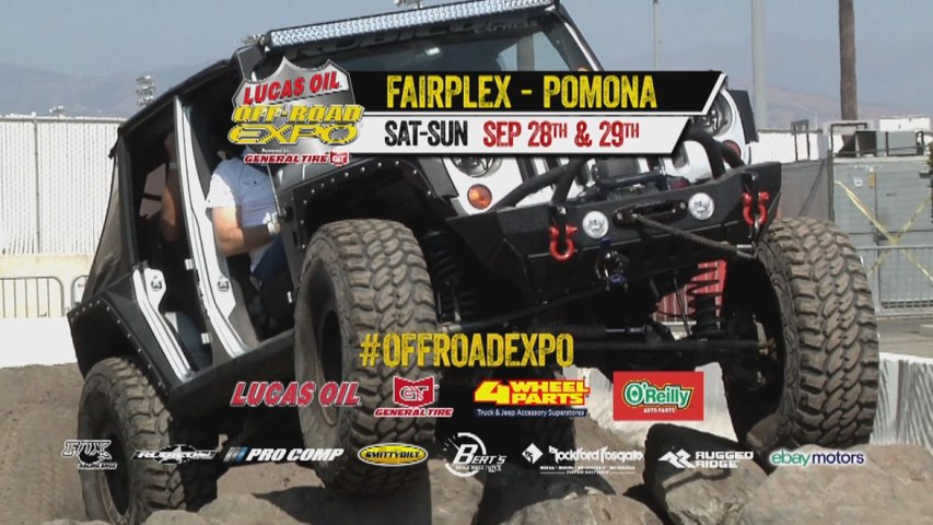 2019 Lucas Oil f-Road Expo Powered By General Tire