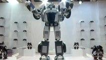 Pékin : sécurité et transformers à la conférence des robots