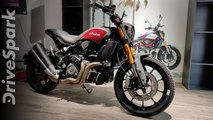 Indian FTR 1200 S & Race Replica Launched In Mumbai