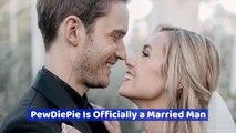 Pewdiepie Marries Marzia