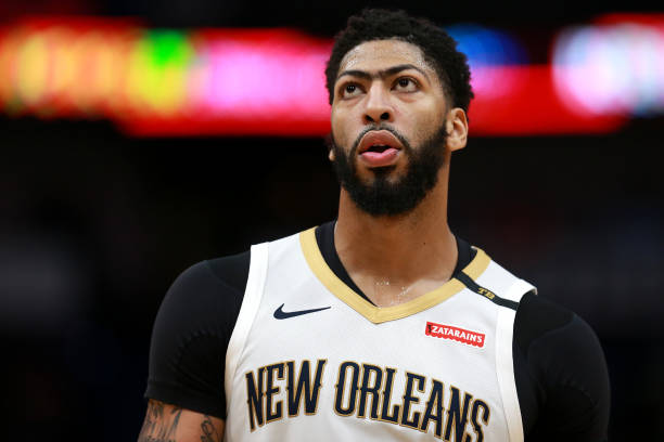 Anthony Davis Wants The NBA Title Really Bad