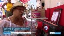 Martinique : des bibliothèques en libre-service dans les rues de Fort-de-France