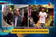 SMP: vecinos de Fiori exigen apoyo de autoridades para controlar delincuencia