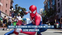 Marvel se désengage des futurs films mettant en scène Spider-Man