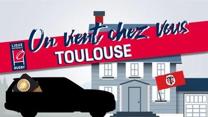 """Opération """"On vient chez vous"""" 2019 à Toulouse"""