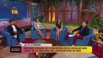 Agenda FS: 'Chucky' Lozano y un enorme reto en Italia