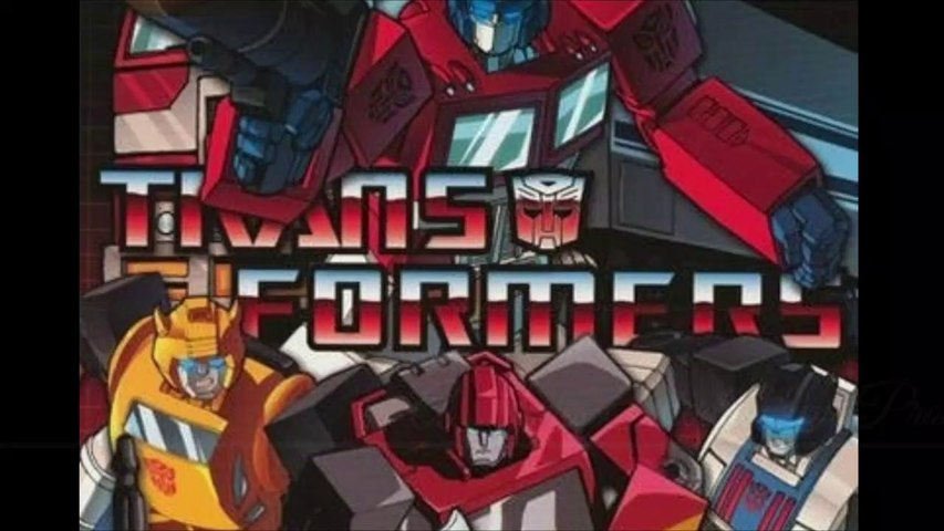 METALLICA For Whom The Bell Tolls Transformers Tribute