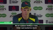 CRICKET: The Ashes: Smith absence leaves huge shoes to fill - Paine