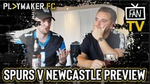 "Fan TV | ""If Pukki can do it, what on earth will Harry Kane do?"" - Spurs v Newcastle preview"
