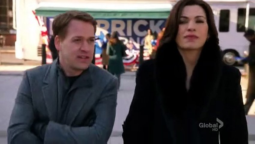 Good Wife S04E13 The Seven Day Rule