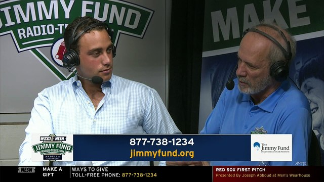 Larry Lucchino On The Relationship Between The Jimmy Fund And Red Sox