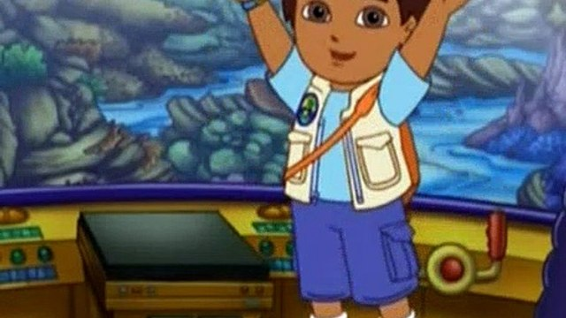 Go Diego Go Season 2 Episode 14 Giant Octopus to the Rescue