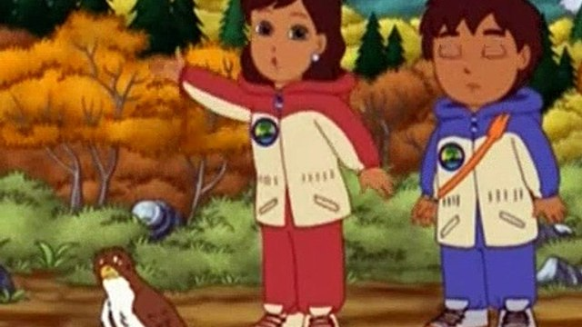 Go Diego Go S02E13 Jorge the Hawk Learns to Migrate