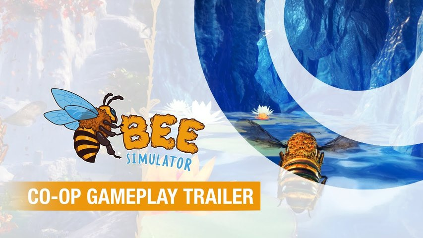 BEE SIMULATOR Official Co-Op Gameplay Trailer (Gamescom 2019)