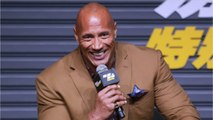 "Dwayne ""The Rock"" Johnson Tops Forbes Highest-Paid Actors List"
