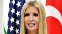Ivanka Trump's Office Moved Out Of White House