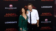 "Sophia Del Pizzo, Jimmi Simpson ""Angel Has Fallen"" World Premiere"