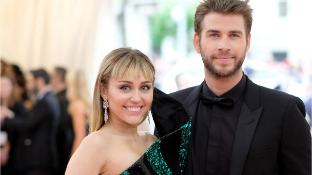 Liam Hemsworth Officially Files For Divorce From Miley Cyrus