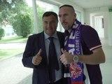 Fiorentina - La première journée de Ribéry dans son nouveau club