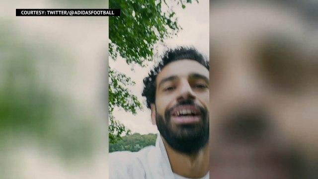 لقطة: كرة قدم : هل يستطيع محمد صلاح السير على المياه؟