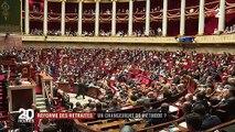 Réformes des retraites : les Français appelés à s'exprimer lors d'une consultation citoyenne