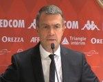 """ASM - Petrov : """"Pas facile de trouver le milieu défensif parfait"""""""