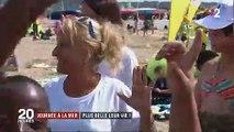 Secours populaire : une journée à la mer pour les enfants sans vacances