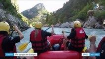 Vacances : les gorges du Verdon, un canyon français
