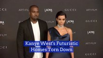 Kanye West's Future Home Problems