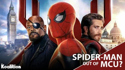 Will Spider-Man Survive Being Thrown Out of the MCU?