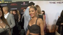 'Angel Has Fallen' Premiere: Jada Pinkett Smith
