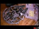 Le Faucon Millenium en lego en 3min