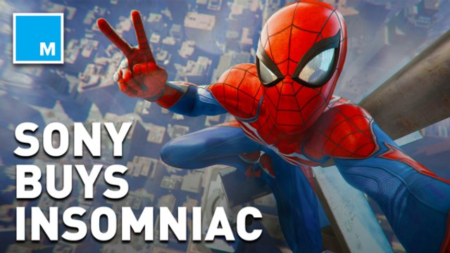 Insomniac Games to be acquired by Sony