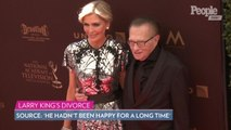 Larry King and Seventh Wife Shawn Divorcing After Nearly 22 Years of Marriage