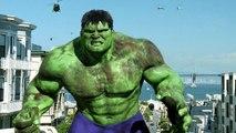 San Francisco Scene - Hulk Smash - Hulk (2003) Movie CLIP HD