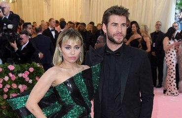 Miley Cyrus: déçue par la demande de divorce de Liam