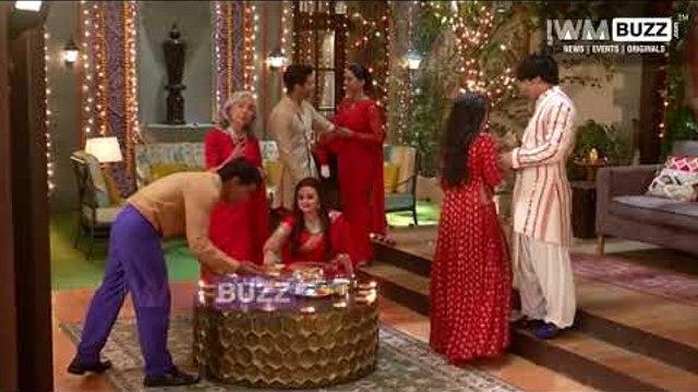 Kahaan Hum Kahaan Tum: Sonakshi and Rohit's first Teerji celebration