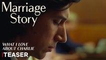 """Marriage Story Bande-annonce Teaser - """"Ce que j'aime chez Charlie"""" (Comédie 2019) Adam Driver, Scarlett Johansson Netflix"""