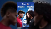 NFL's Patrick Mahomes and Troy Polamalu Battle Off Field