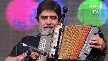 """Muere el músico mexicano Celso Piña """"el Rebelde del Acordeón"""""""