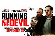 Running With The Devil movie - Nicolas Cage, Laurence Fishburne